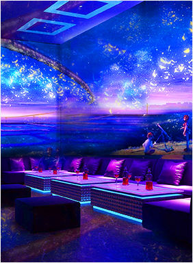 Holographic Entertainment Venue Collection